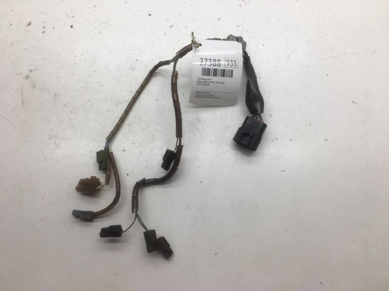Проводка акпп Mazda Mpv LW3W L3DE 2002 (б/у)