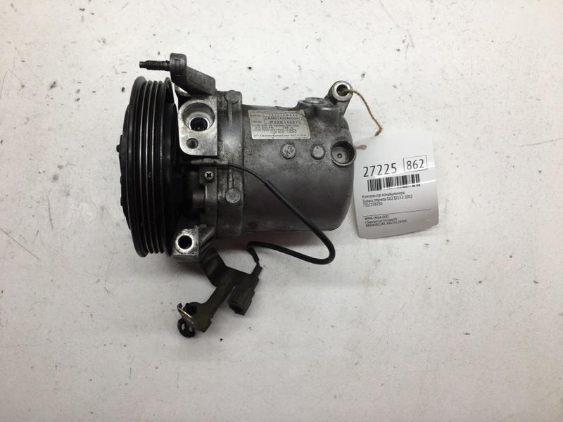 Компрессор кондиционера Subaru Impreza GG2 EJ152 2002 (б/у)