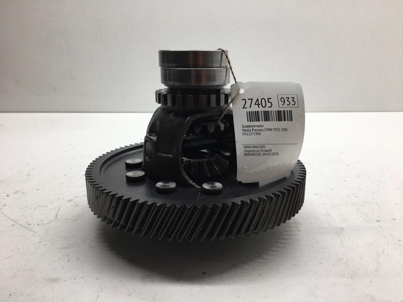 Дифференциал Mazda Premacy CP8W FPDE 2000 (б/у)