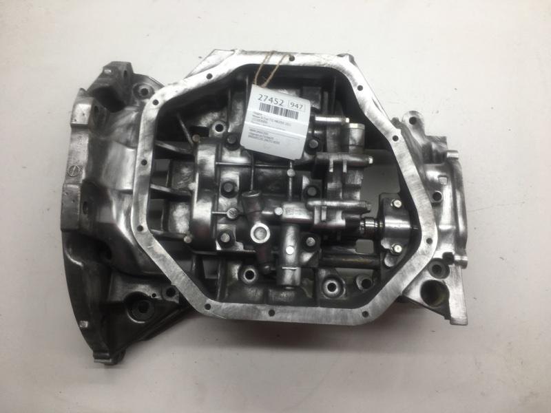 Поддон Nissan X-Trail T31 MR20DE 2011 (б/у)