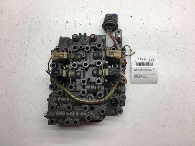 Блок клапанов автоматической трансмиссии Mitsubishi Lancer Cedia CS5W 4G93 2003 (б/у)