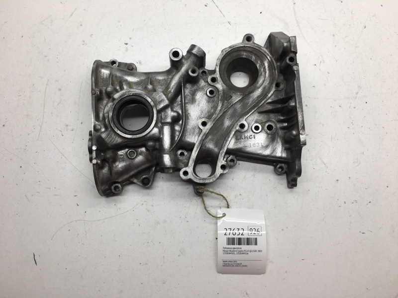 Лобовина двигателя Nissan Bluebird Sylphy FG10 QG15DE 2003 (б/у)