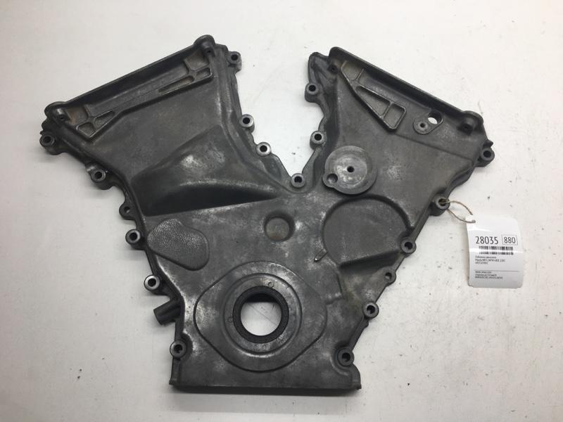 Лобовина двигателя Mazda Mpv LWFW AJDE 2005 (б/у)