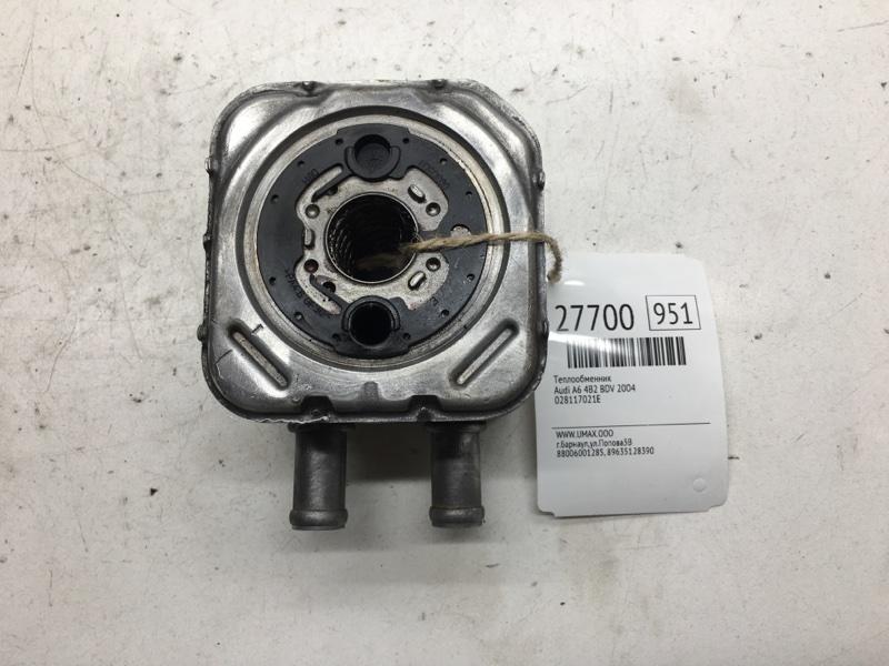 Теплообменник Audi A6 4B2 BDV 2004 (б/у)