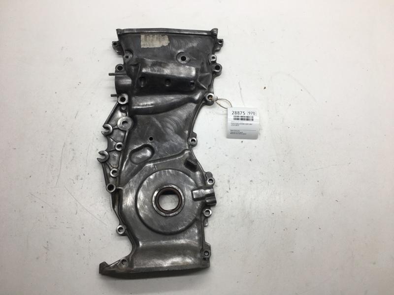 Лобовина двигателя Toyota Estima ACR40W 2AZFE 2003 (б/у)