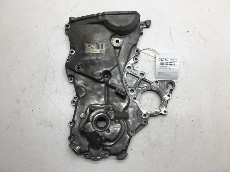 Лобовина двигателя Toyota Probox NCP50V 2NZFE 2003 (б/у)
