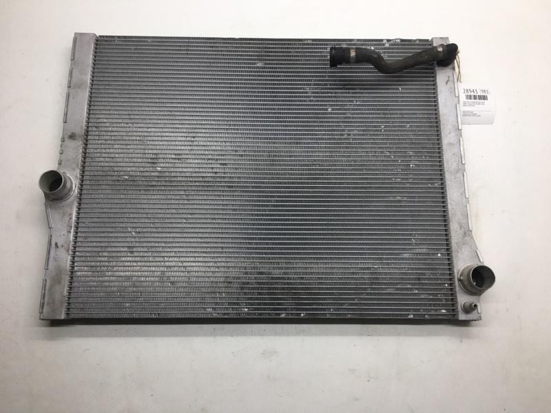 Радиатор охлаждения двигателя Bmw 7-Series F02 N63B44 2010 (б/у)