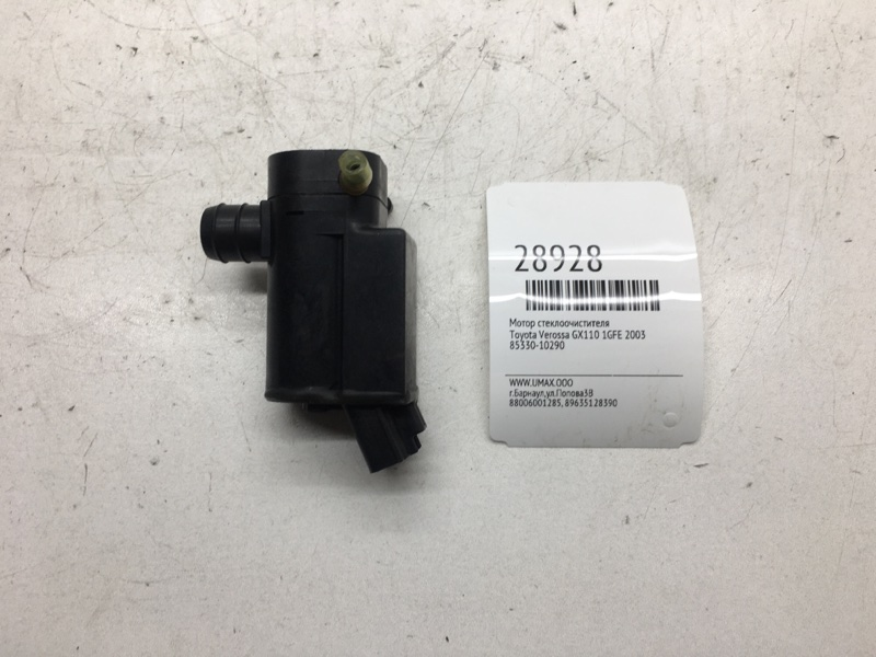Мотор стеклоочистителя Toyota Verossa GX110 1GFE 2003 (б/у)
