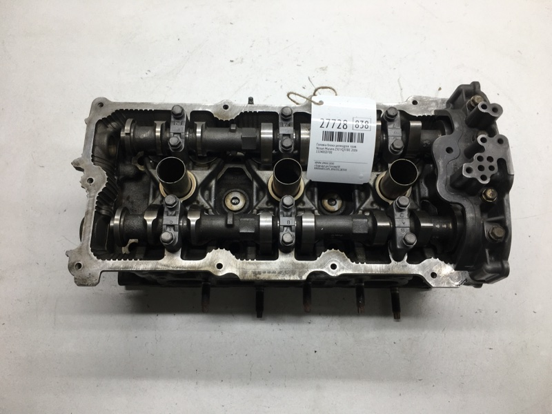 Головка блока цилиндров Nissan Murano Z50 VQ35DE 2006 правая (б/у)