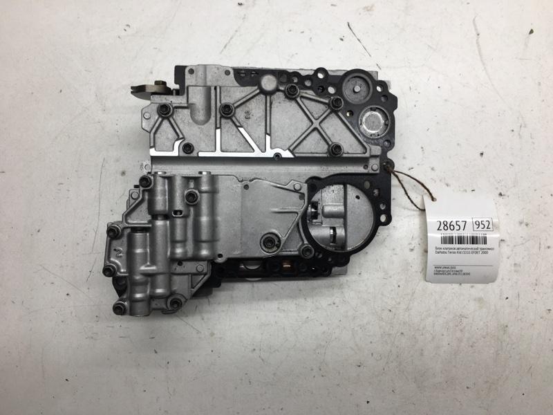 Блок клапанов автоматической трансмиссии Daihatsu Terios Kid J111G EFDET 2000 (б/у)