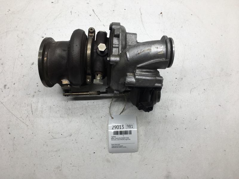 Турбина Bmw 7-Series F02 N63B44 2010 (б/у)