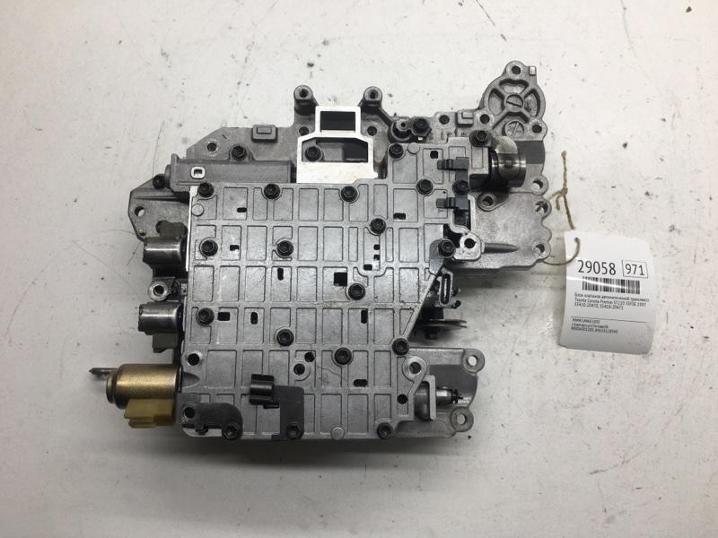 Блок клапанов автоматической трансмиссии Toyota Corona Premio ST210 3SFSE 1997 (б/у)