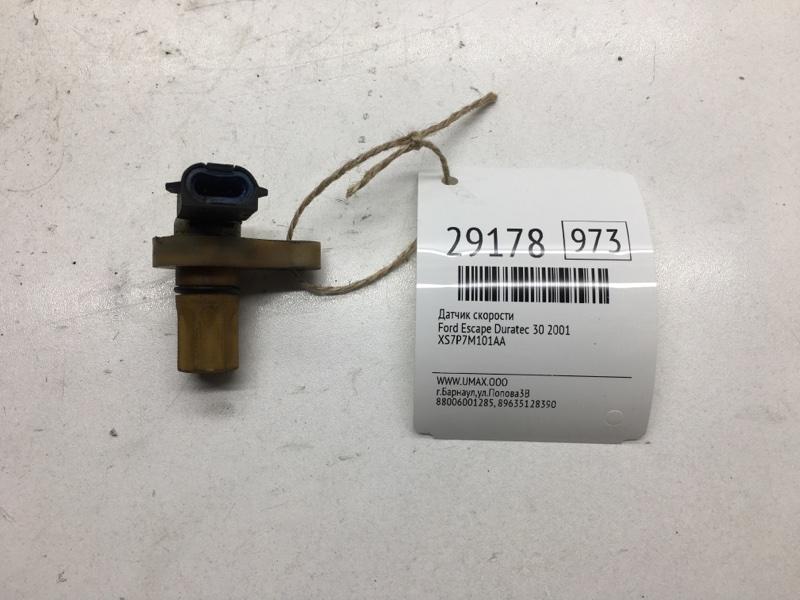 Датчик скорости Ford Escape DURATEC 30 2001 (б/у)