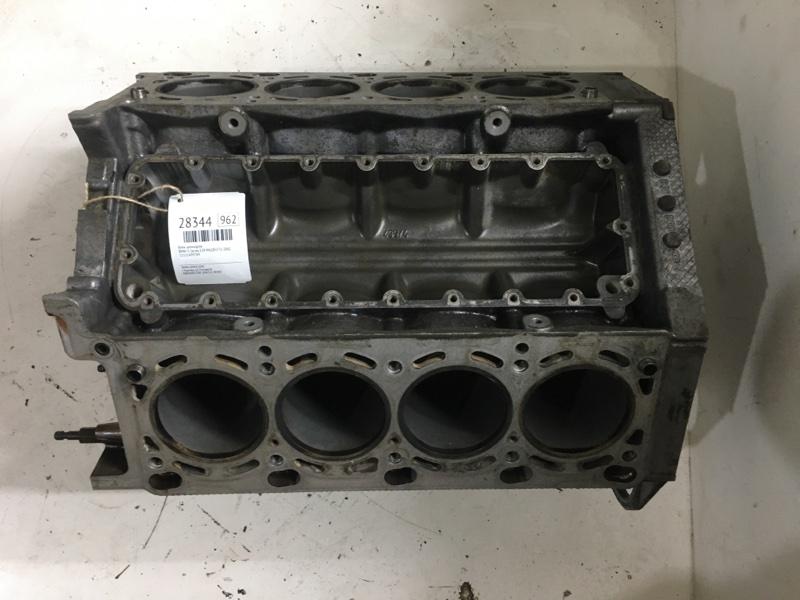 Блок цилиндров Bmw 5-Series E39 M62B35TU 2002 (б/у)