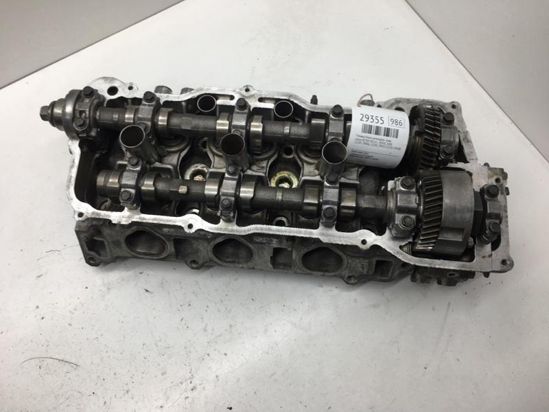 Головка блока цилиндров Lexus Rx300 MCU15 1MZFE 2000 правая (б/у)