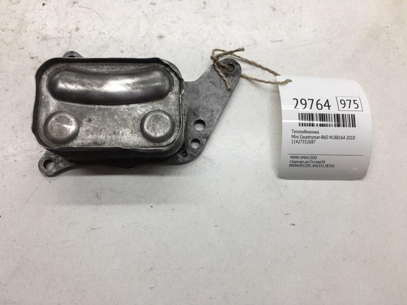 Теплообменник Mini Countryman R60 N18B16A 2010 (б/у)