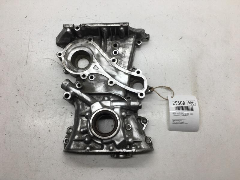 Лобовина двигателя Nissan Primera QP12 QG18DE 2002 (б/у)