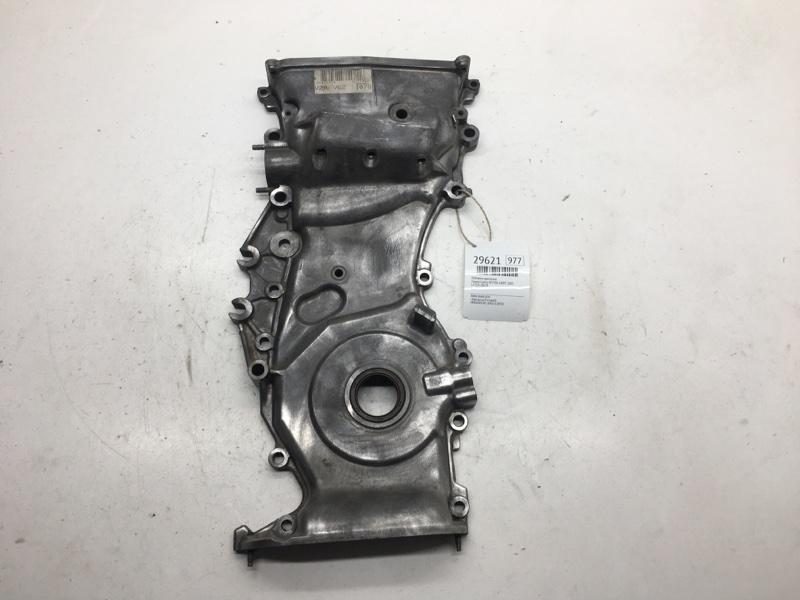 Лобовина двигателя Toyota Camry ACV30L 2AZFE 2005 (б/у)
