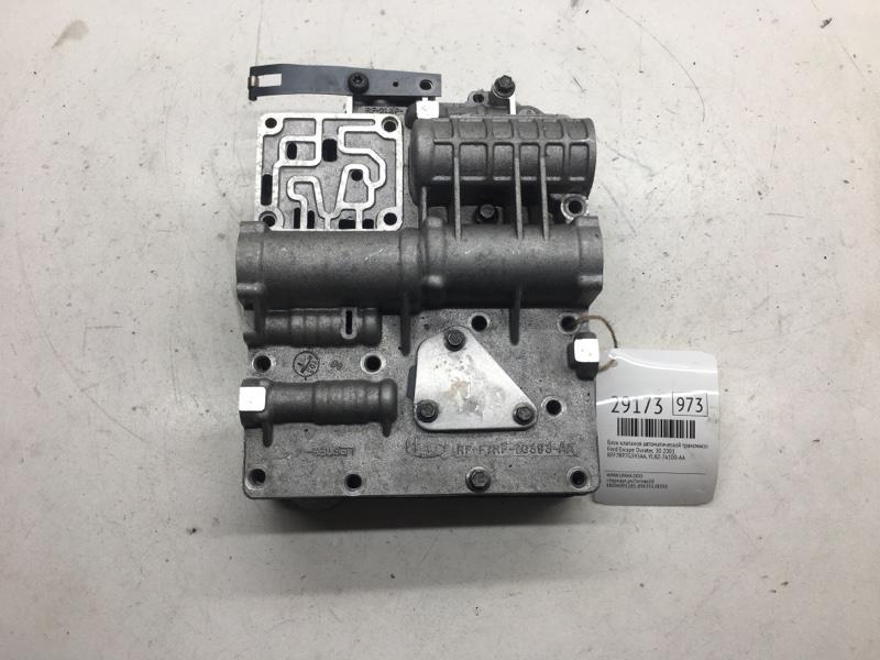 Блок клапанов автоматической трансмиссии Ford Escape DURATEC 30 2001 (б/у)