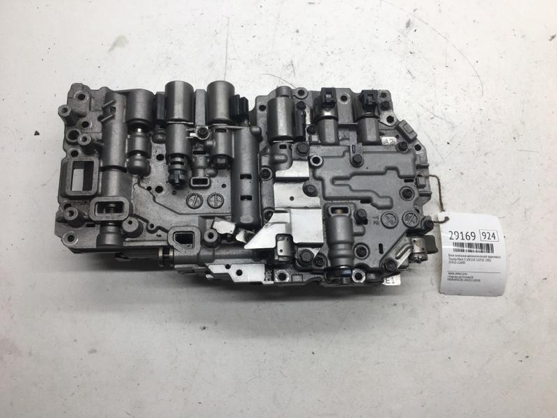Блок клапанов автоматической трансмиссии Toyota Mark Ii JZX110 1JZFSE 2002 (б/у)