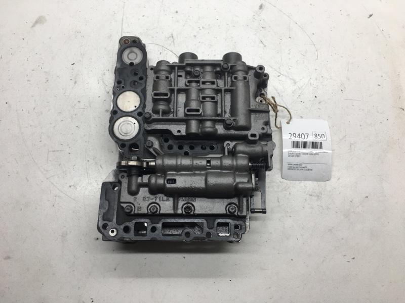 Блок клапанов автоматической трансмиссии Suzuki Escudo TD01W G16A 1995 (б/у)
