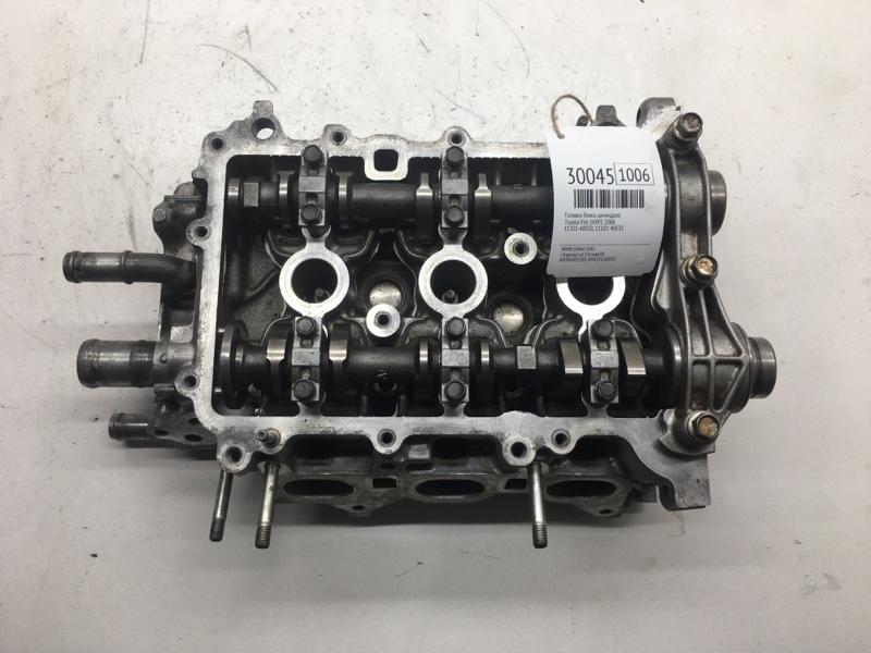 Головка блока цилиндров Toyota Vitz KSP90 1KRFE 2006 (б/у)