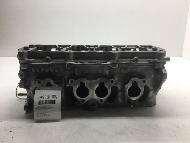 Головка блока цилиндров Volkswagen Jetta 1K2 BSE 2010 (б/у)