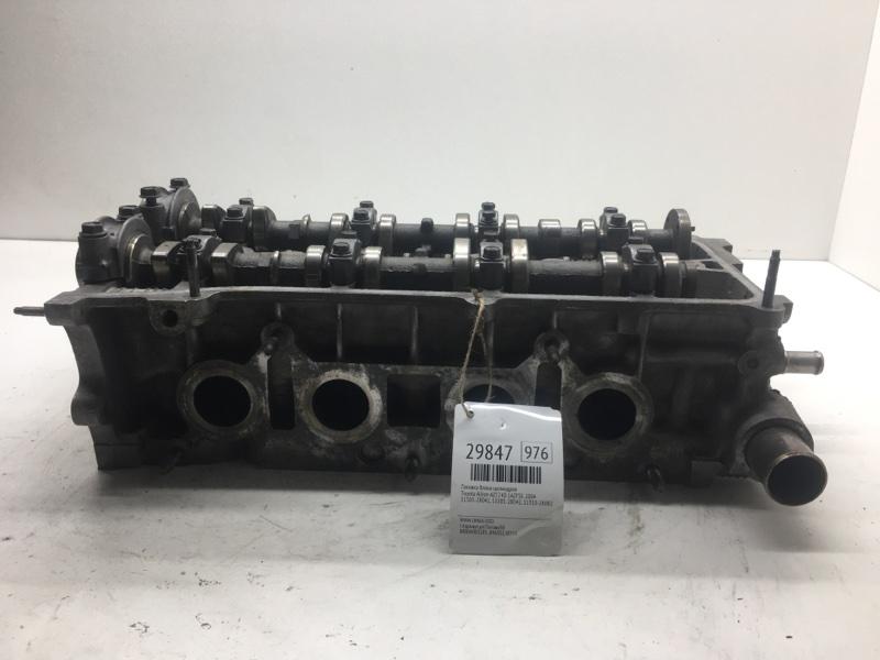 Головка блока цилиндров Toyota Allion AZT240 1AZFSE 2004 (б/у)
