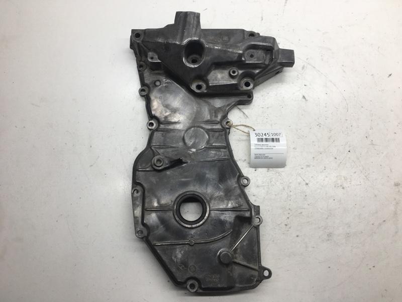 Лобовина двигателя Nissan Tiida C11 HR15DE 2004 (б/у)