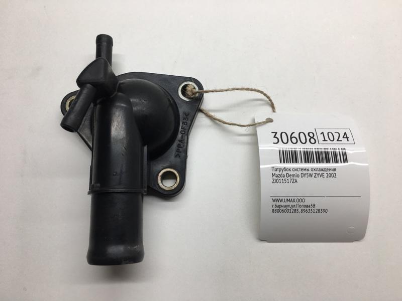 Патрубок системы охлаждения Mazda Demio DY5W ZYVE 2002 (б/у)