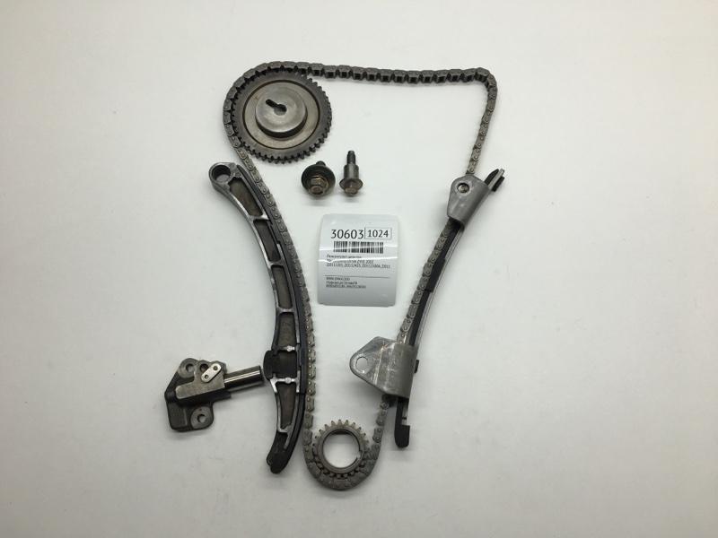 Ремкомплект цепи грм Mazda Demio DY5W ZYVE 2002 (б/у)