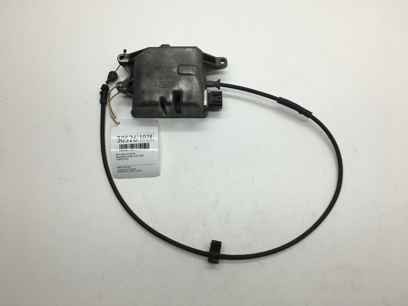 Блок круиз-контроля Mazda Mpv LW28G GYDE 2000 (б/у)