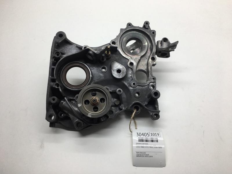 Лобовина двигателя Toyota Altezza GXE10 1GFE 2000 (б/у)