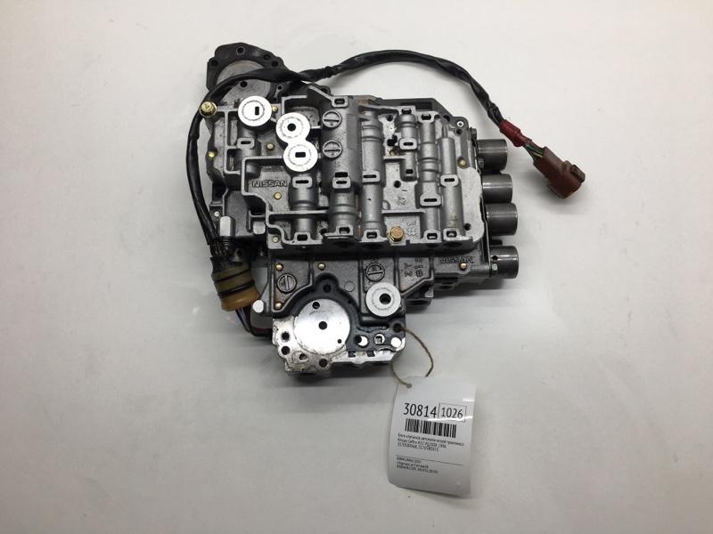 Блок клапанов автоматической трансмиссии Nissan Cefiro A32 VQ20DE 1996 (б/у)