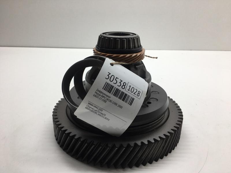 Дифференциал Mazda Mpv LW28G GYDE 2000 (б/у)