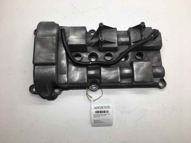 Крышка головки блока цилиндров Mazda Mpv LW28G GYDE 2000 правая (б/у)
