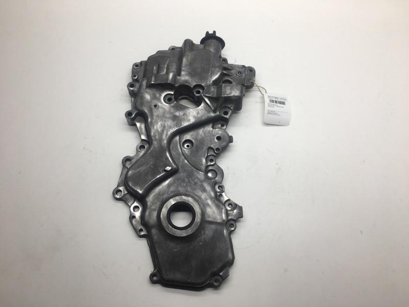 Лобовина двигателя Nissan X-Trail T31 MR20DE 2008 (б/у)