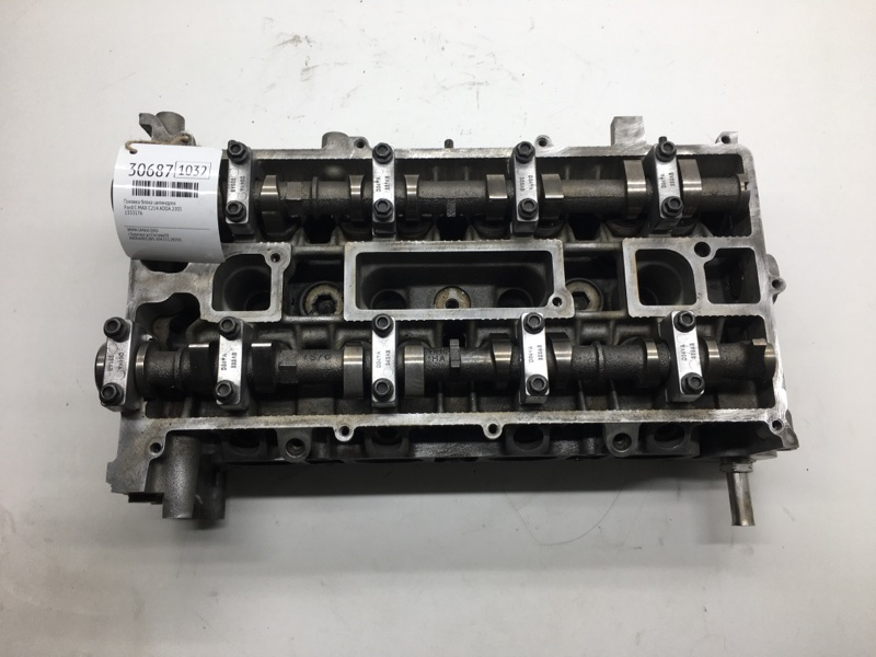 Головка блока цилиндров Ford C-Max C214 AODA 2005 (б/у)