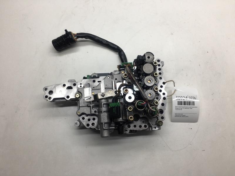 Блок клапанов автоматической трансмиссии Nissan X-Trail T31 MR20DE 2008 (б/у)