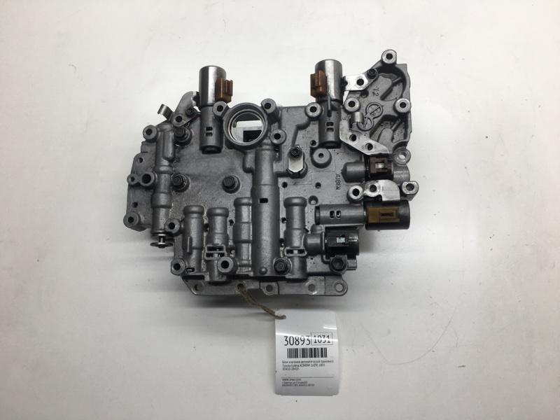 Блок клапанов автоматической трансмиссии Toyota Estima ACR40W 2AZFE 2003 (б/у)