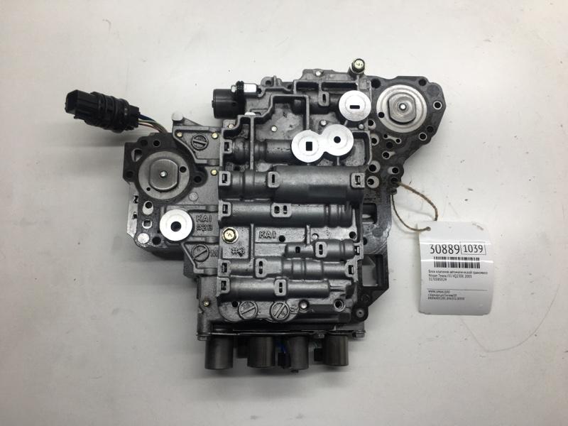 Блок клапанов автоматической трансмиссии Nissan Teana J31 VQ23DE 2003 (б/у)