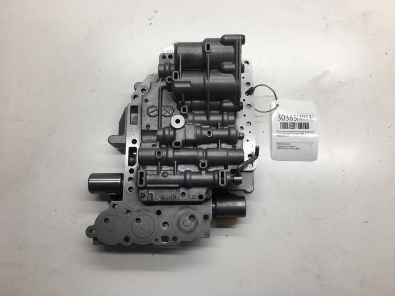 Блок клапанов автоматической трансмиссии Toyota Vitz NCP10 2NZFE 2000 (б/у)