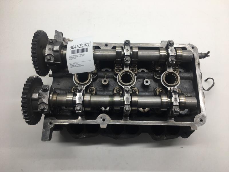 Головка блока цилиндров Mazda Mpv LW28G GYDE 2000 правая (б/у)