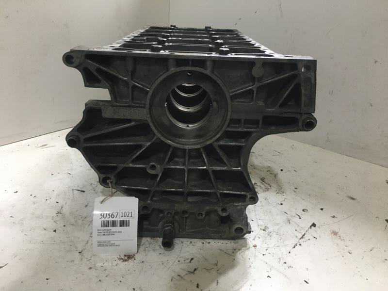 Блок цилиндров Volvo S60 RS B5244T3 2001 (б/у)