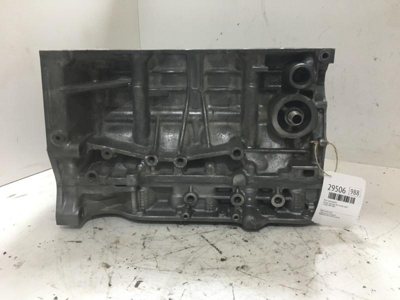 Блок цилиндров Honda Stepwgn RG1 K20A 2007 (б/у)