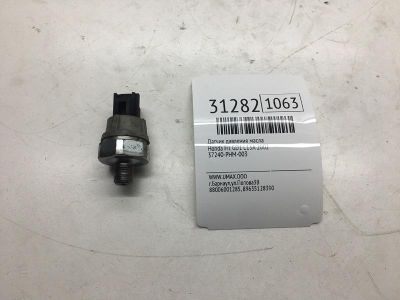 Датчик давления масла Honda Fit GD1 L13A 2002 (б/у)