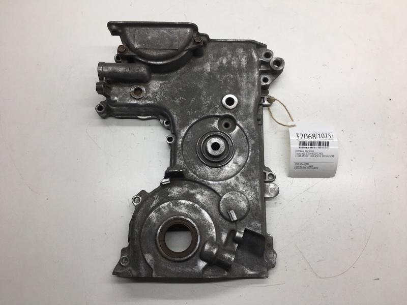Лобовина двигателя Toyota Vitz SCP10 1SZFE 2001 (б/у)