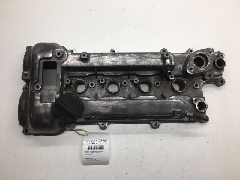 Крышка головки блока цилиндров Hyundai Accent RB G4FD 2011 (б/у)
