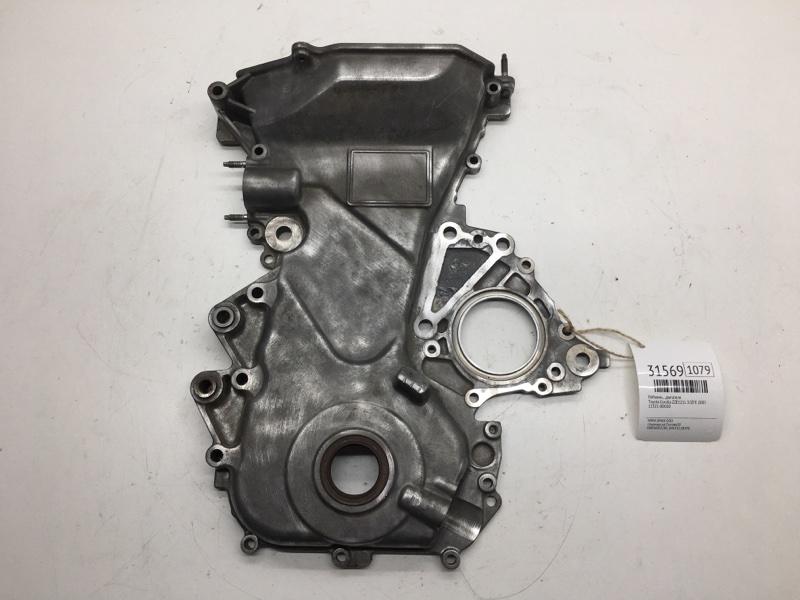 Лобовина двигателя Toyota Corolla ZZE121L 3ZZFE 2005 (б/у)