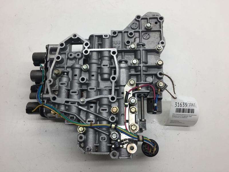 Блок клапанов автоматической трансмиссии Nissan X-Trail NT30 QR20DE 2000 (б/у)